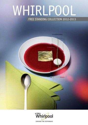 Download Whirlpool Freestanding Brochure