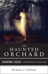 9781619400184 The Haunted Orchard – Red Wheel ∕ Weiser