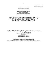 RULES FOR ENTERING INTO SUPPLY CONTRACTS Updated ...