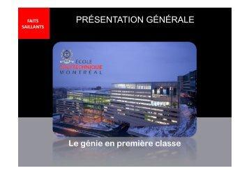 PRÉSENTATION GÉNÉRALE - Cooperation at EPFL