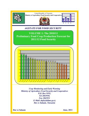 AGSTATS-Executive Su.. - Ministry Of Agriculture, Food and ...