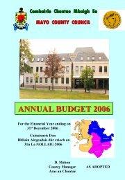 PDF-973 kb - Mayo County Council