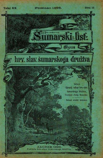 1 - Åumarski list