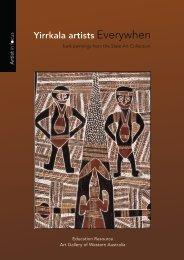Yirrkala artists Everywhen - Art Gallery of Western Australia