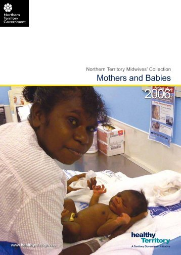 Mothers and babies 2006.pdf - DHCS Digital Library