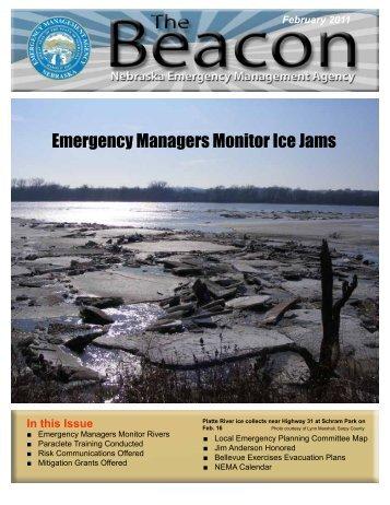 Emergency Managers Monitor Ice Jams - Nebraska Emergency ...
