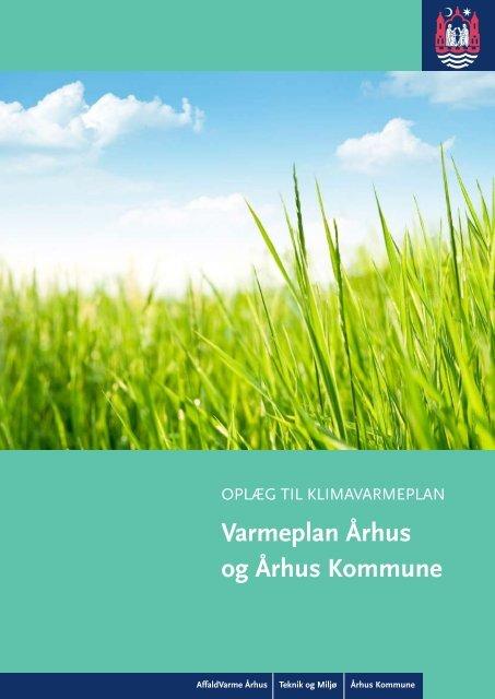 Varmeplan Århus og Århus Kommune - Velkommen til Århus ...