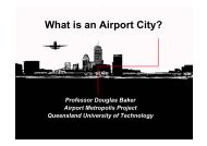 Airport Metropolis Project - Airport Property - Home