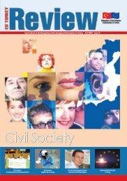 EU Turkey Review : Civil Society Dialogue - Fall 2007