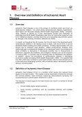 Ischaemic Heart Disease - Welfare.ie - Page 5