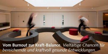 vom Burnout zur Kraft-Balance.pdf - sysTelios.de