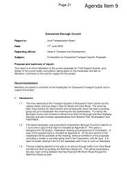 Agenda Item 9 - Gravesham Borough Council