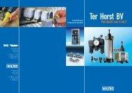 Brochure Perslucht en Pneumatiek - Wiltec