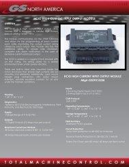 hcio high current input output module - GSNA.com