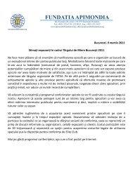 Stimati Expozanti - Apimondia