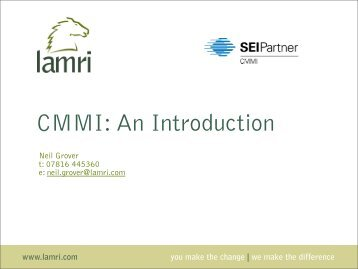 Download - CMMI Made Practical