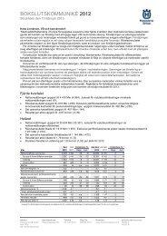 Fullständig rapport 116 KB - Husqvarna Group