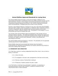 Laying Hens 031413 Animal Welfare Approved Standards for ...