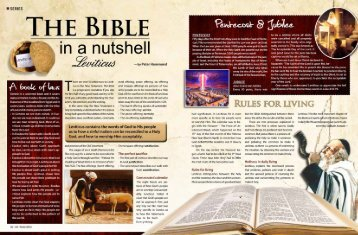 The Bible in a Nutshell - Leviticus.pdf
