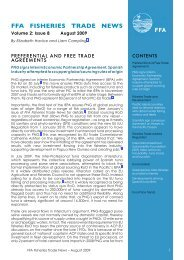 FFA Fisheries Trade News August 2009.pdf - Pacific Islands Forum ...