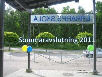 Text och bild: Ingrid Trägårdh & Kerstin Kentander
