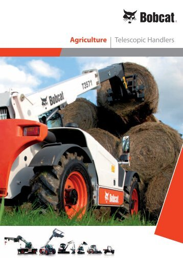 Agriculture - Brochure - Bobcat.eu