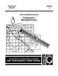 Cartography I Map Mathematics - Modern Prepper