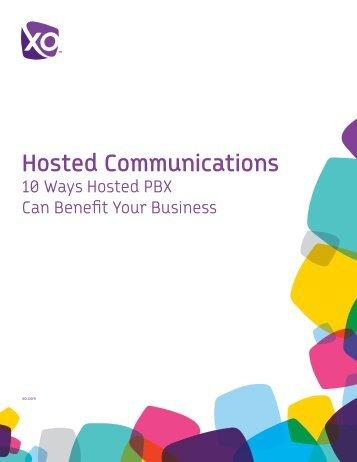 Hosted Communications - XO Communications
