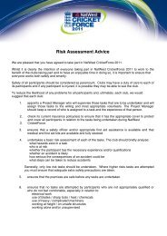 Risk Assessment advice.pub - Ecb