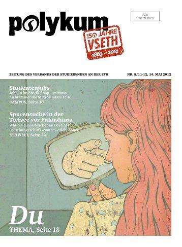 THEMA, Seite 18 - VSETH - ETH Zürich