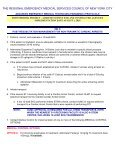 The Regional Emergency Medical Services Council of New York City - Page 4