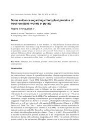 Full Text (PDF) - Environmental and Experimental Biology