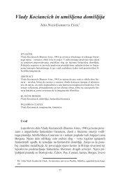 Aída Nadi Gambetta Chuk: Vlady Kociancich in umišljena domišljija