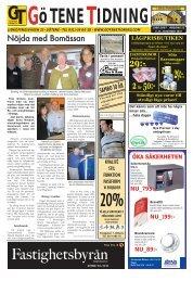 Vecka 43 - Götene Tidning
