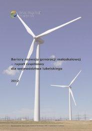 Bariery rozwoju generacji małoskalowej - Urząd Regulacji Energetyki
