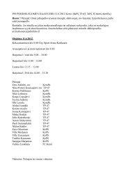 P99 POHJOIS-SUOMEN HAAVILEIRI 11.6.2012 ... - Suomen Palloliitto