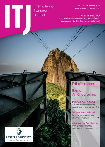 Iberia América Latina - Transport Journal