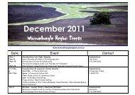 December 2011 - Warrumbungle Region