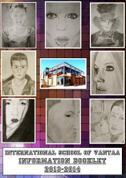 Information Booklet 2013-2014 - EduVantaa