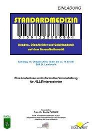 Programm - LKH Stolzalpe