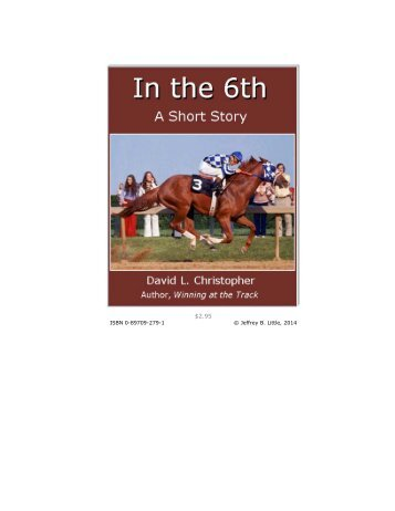 In the 6th - Horse Racing Software for handicapping at HorseRacing ...