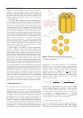 Excitation of dark plasmonic cavity modes via nonlinearly induced ... - Page 2