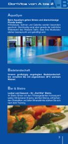 Arnsberg 2011 - Dorint Hotels & Resorts - Seite 3