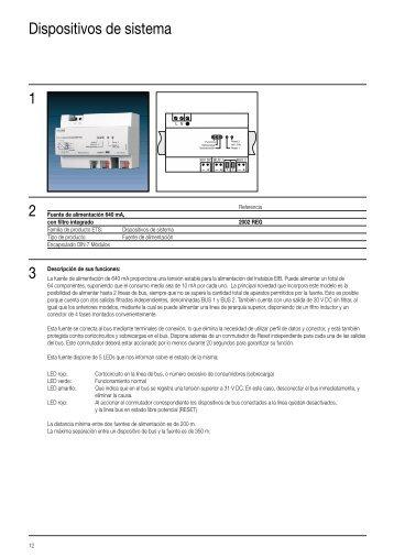 Dispositivos de sistema 1 2 - Jungiberica.net