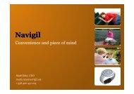 Navigil - Spinverse