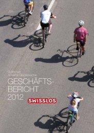 Geschäftsbericht 12 - Swisslos