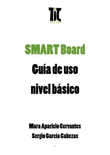 SMARTboard guia de uso