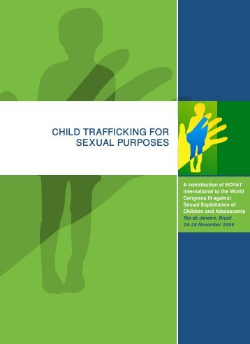 CHILD TRAFFICKING FOR SEXUAL PURPOSES - CHIS