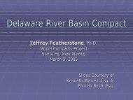 Delaware Basin - Utton Transboundary Resources Center