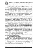 TRIBUNAL DE CONTAS DO ESTADO DE SÃO PAULO - Page 5